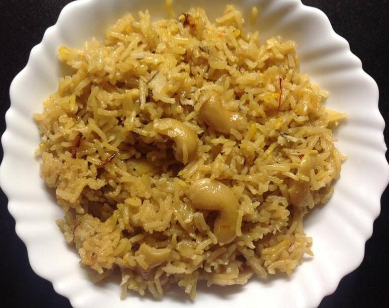 नारळी भात