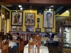 प्रसिध्द नाटककार लॉर्का या रेस्टॉरंटमध्ये जेवायचा