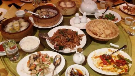 चायनीज जेवण